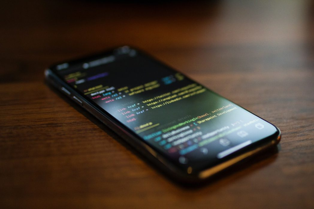 Responsywność strony - telefon